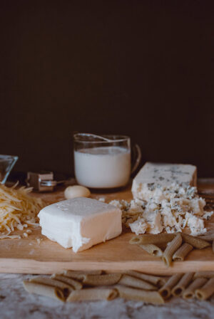 Chardonnay food pairing cheese