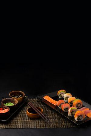 Riesling food pairing sushi