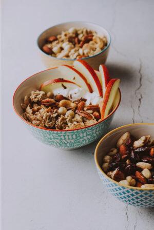 Riesling food pairing Nuts