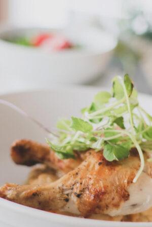 Dornfelder food pairing Poultry